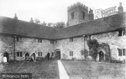 Cobham, College 1908