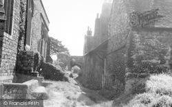 Cobham, College Path c.1955