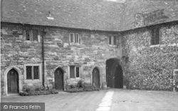 Cobham, College, The Quadrangle c.1960