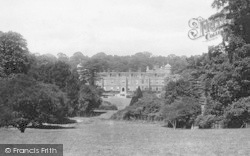 Cobham, Hall 1899