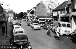Cobham, High Street c.1955