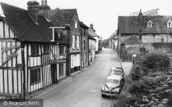 Cobham, High Street c.1960