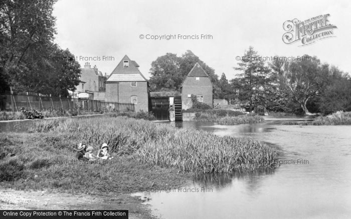 Cobham,Mill 1919,Surrey