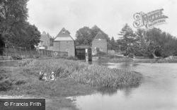 Cobham, Mill 1919