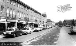Cobham, Oakdene Parade c.1960