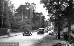 Cobham, Portsmouth Road 1931