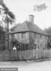 Cobham, Rose Cottage 1908