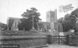 Cobham, St Mary Magdalene's Church 1908
