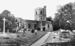 Cobham, St Mary Magdalene's Church c.1960