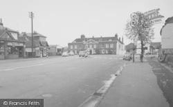 Cobham, Street Cobham c.1960