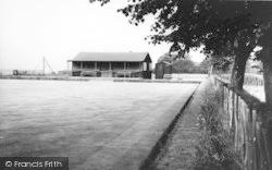 Cobham, The Bowling Green c.1960