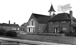 Cobham, The Church Of The Sacred Heart c.1960