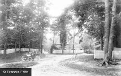 Cobham, The Lodge, Fox Warren 1904