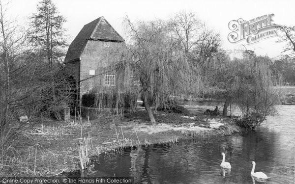 Cobham,the Mill c1960,Surrey