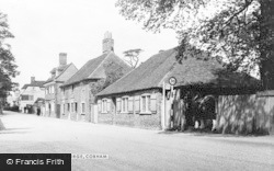 Cobham, The Old Forge c.1955