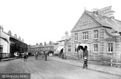 Cobham, Village Hall 1904
