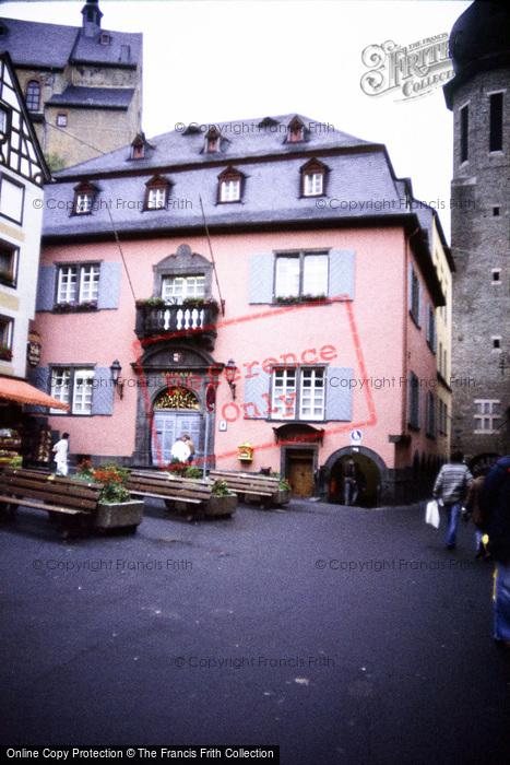 Photo of Cochem, Der Rathaus (Town Hall) c.1985