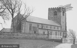 St Michael's Church c.1965, Cockerham