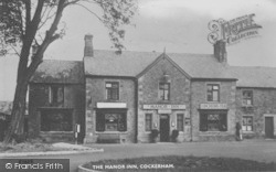 The Manor Inn c.1935, Cockerham