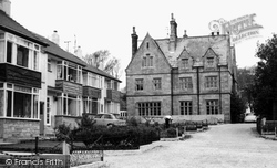 The Old Rectory c.1965, Cockerham