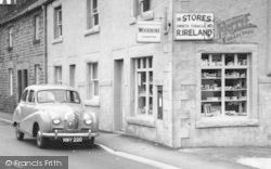 The Post Office c.1955, Cockerham