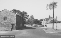 The Village c.1950, Cockerham