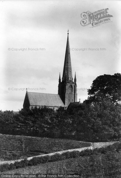 Photo of Cockermouth, All Saints Church 1906