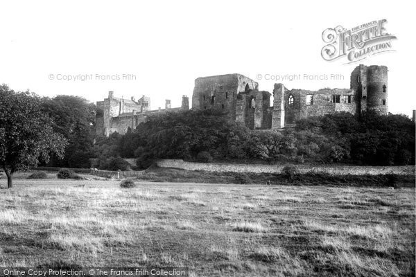 Photo of Cockermouth, Castle 1906