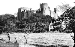 Cockermouth, Castle 1906