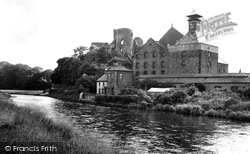 Cockermouth, Castle c.1960