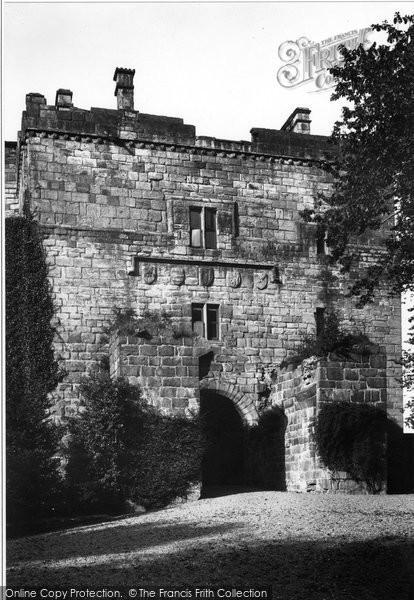 Photo of Cockermouth, Castle Entrance 1906