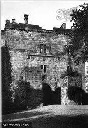 Cockermouth, Castle Entrance 1906
