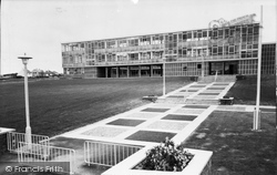 Cockermouth, Derwent School c.1960