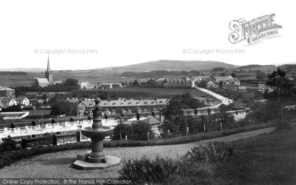Cockermouth, from the Park 1906.  (Neg. 54986)  © Copyright The Francis Frith Collection 2008. http://www.francisfrith.com