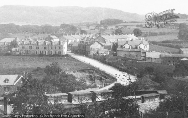 Photo of Cockermouth, From The Park 1906