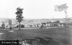 Cockermouth, From The Park 1906