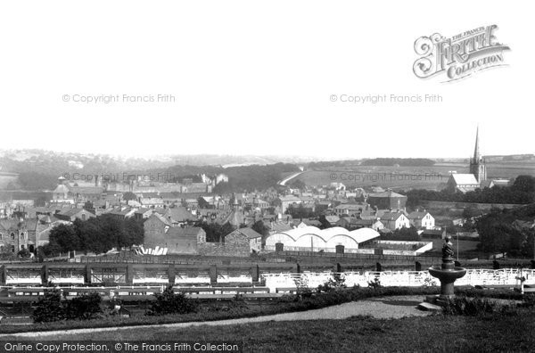 Photo of Cockermouth, General View 1906
