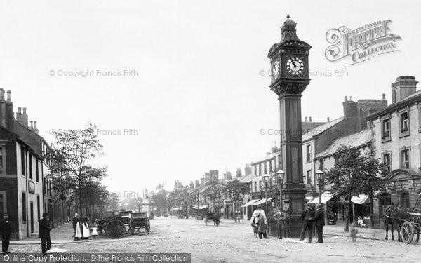 Photo of Cockermouth, Main Street 1906
