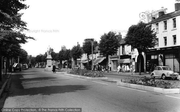 Photo of Cockermouth, Main Street 1962