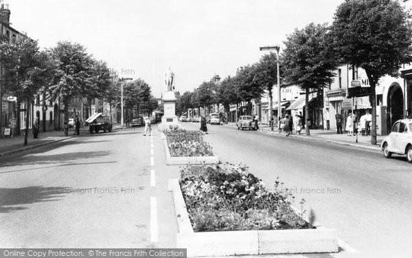 Photo of Cockermouth, Main Street c.1960