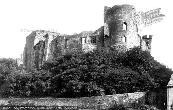 Photo of Cockermouth, the Castle 1906, ref. 54998