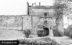 Cockermouth, The Castle c.1960