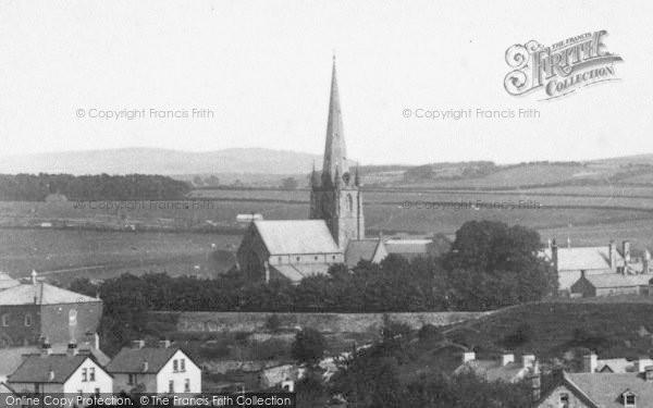 Photo of Cockermouth, The Church 1906