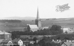 Cockermouth, The Church 1906