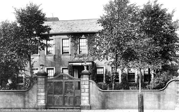 Photo of Cockermouth, Wordsworth's Birthplace 1906, ref. 54996