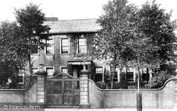Cockermouth, Wordsworth's Birthplace 1906