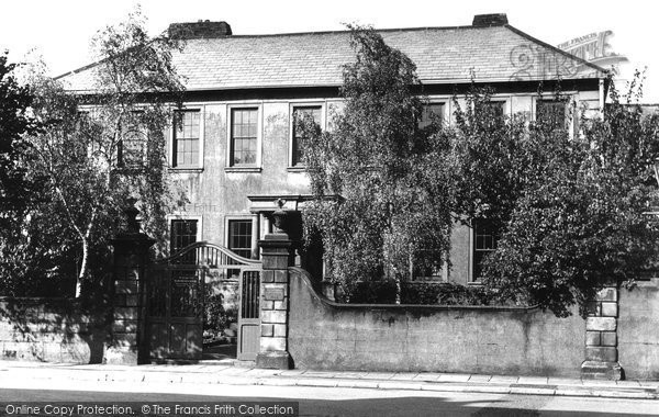 Photo of Cockermouth, Wordsworth's Birthplace c.1955