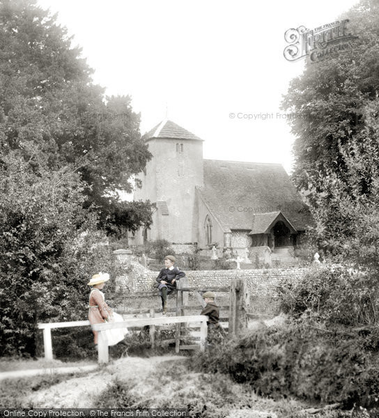 Photo of Cocking, Church Of St Catherine Of Siena 1906