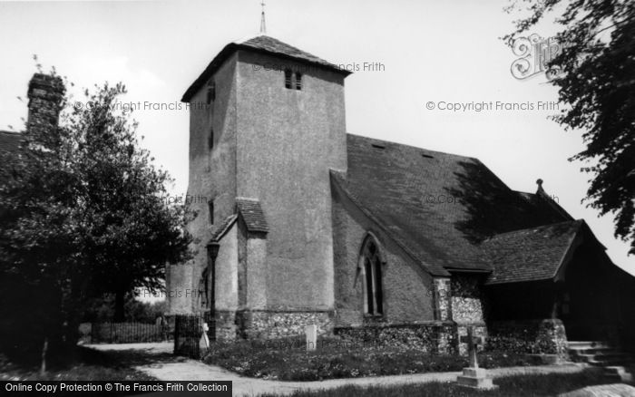 Photo of Cocking, Church Of St Catherine Of Siena c.1960