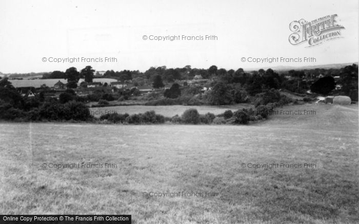 Photo of Cocking, General View c.1955